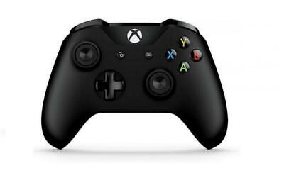 Microsoft Xbox One / S Windows 10 Official Wireless Controller - Black (1708)