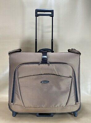 Briggs & Riley Transcend Rolling Wheeled Garment Bag TDU373 Desert Color