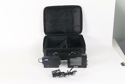 Marshall v-LCD4-PRO-LR LCD Monitor With Battery, Power Supply and Case