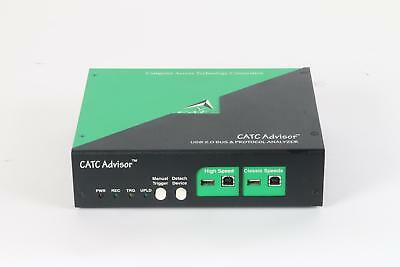 CATC Advisor U-ADV-A128 USB 2.0 Bus & Protocol Analyzer
