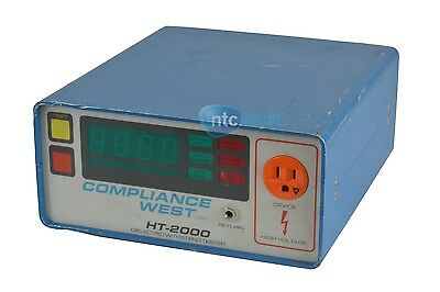 Compliance West HT-2000 Dielectric Withstand Tester