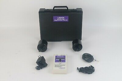 ACL Staticide 800 Environment Meg-Ohmmeter Humidity/Temperature Test Kit