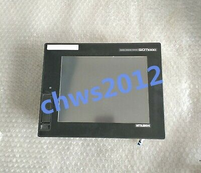 1 PCS Mitsubishi touch screen GT1665M-VTBD in good condition