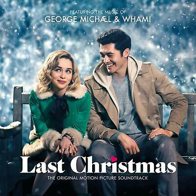 LAST CHRISTMAS (Soundtrack) (George Michael & Wham!) CD (2019)