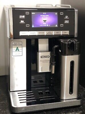 De Longhi kaffeevollautomat prima donna Exclusive One Touch