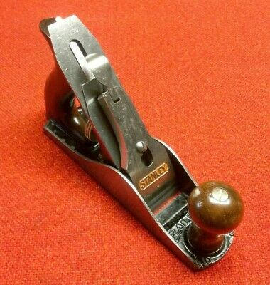 Stanley Bailey No 3 Type 18 Smooth Bottom Adjustable High Quality Hand Plane