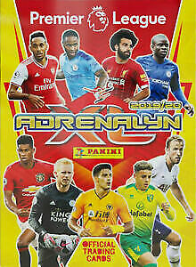 Panini Adrenalyn XL Premier League 2019/20 Starter Pack
