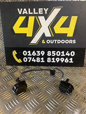 LAND ROVER Discovery 2 Td5 V8 1998 - 2004 Horn Button Set Pair