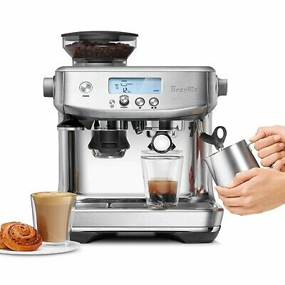 Breville BES878BSS The Barista Pro Stainless Steel WORLDWIDE BIG SALE
