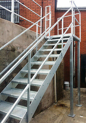 3m high (1000) | Galvanised staircase | | flat staircase - £2040 + VAT