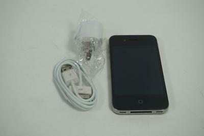 Very Good Used Black Apple iPhone 4S 16GB AT&T or Cricket A1387 Cell Phone