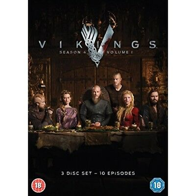 Vikings: Season 4 - Volume 1 (2016) DVD