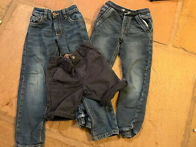 Boys Next Jeans, Asda Jeans And Shorts Aged 6
