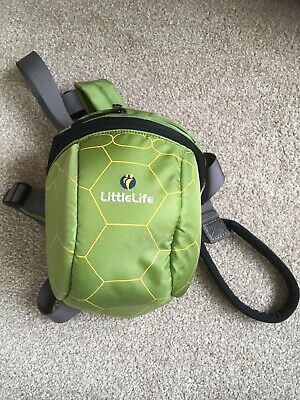 Little Life Turtle Backpack with Rein