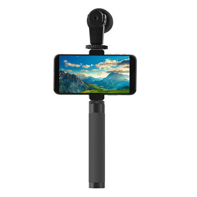 Stable Camera Tripod Mount Extended Rod Phone Holder for DJI OSMO Mobile 3