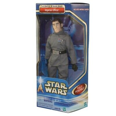Star Wars - The Empire Strikes Back Action Figure Doll - IMPERIAL OFFICER (12 in