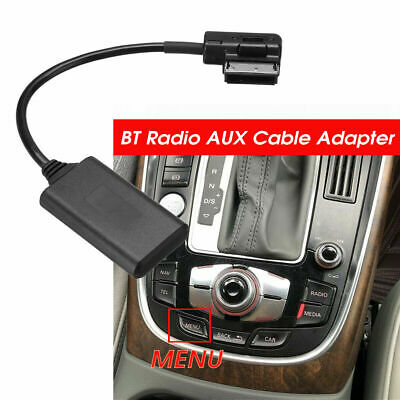 CA Music MDI AMI MMI Interface USB+Charger AUX Cable For A6L A8L Q7 A3 A4L A5