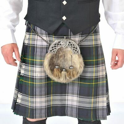 "Dress Gordon 8 Yard Wool Kilt Ex Hire A1 condition limited stock 24"" Drop"