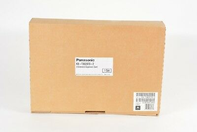 Neuf Panasonic KX-TA62470-2 8 Extension Extension Carte