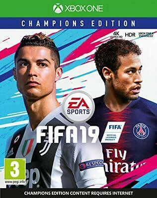 FIFA 19 Champions Edition (Xbox One) - Game  6QVG The Cheap Fast Free Post