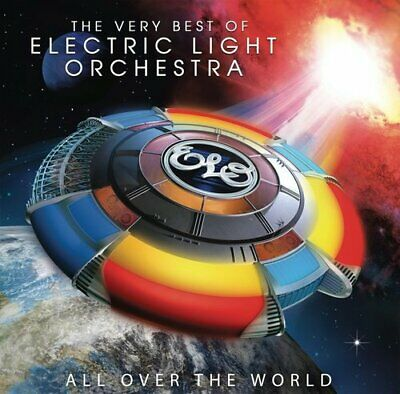 ELO: Electric Light Orchestra - All Over The World The Very Best Of VINYL LP NEW