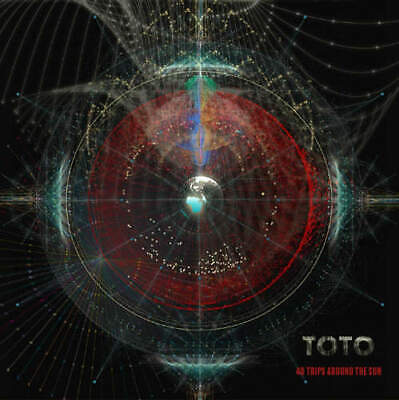 Toto - 40 Trips Around The Sun CD NEW