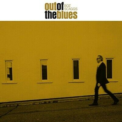 Boz Scaggs - Out Of The Blues CD NEW