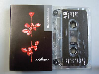 Depeche Mode - Violator Cassette Tape