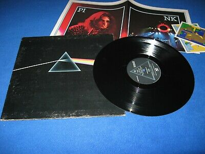 Pink Floyd - The Dark Side Of The Moon Lp      (U.s. 73 Pressing, Smas-11163  )