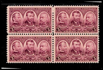 Oas-Cny 6718 Army-Navy Issue 1936 Scott 787 $0.03 Sherman Grant Sheridan Mnh
