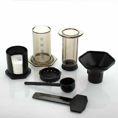 Filter Glass Espresso Coffee Maker Portable Cafe French Press CafeCoffee Pot