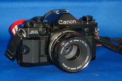 Canon A1 35Mm Slr. Superb.