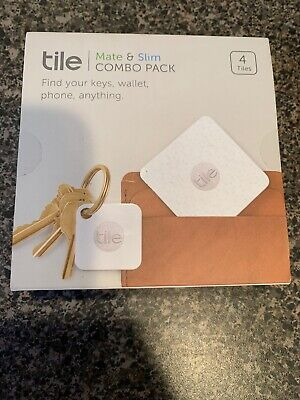Tile Mate And Slim Combo 4 Tile Pack