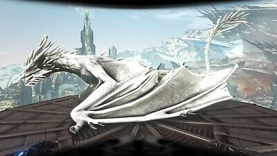 Ark Survival Evolved Ice Wyvern's PvE Official Xbox One [See All The Pics] Rare