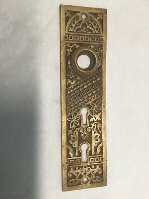 Antique Solid Cast Brass Victorian Door Hardware