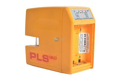 PLS Laser {PLS180} Laser Level Tool, Yellow Defective