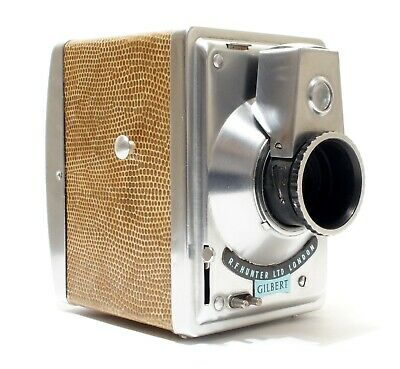R F Hunter LTD Gilbert Box Camera + Case | Lovely Camera in Super Condition | 4E