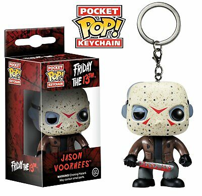 Funko Pocket Pop: Friday the 13th - Jason Voorhees Keychain