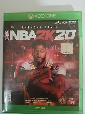 NBA 2K20 Xbox One Game Standard Edition