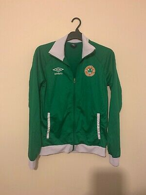 Ireland Football Training Medium Jacket Umbro Irish FA