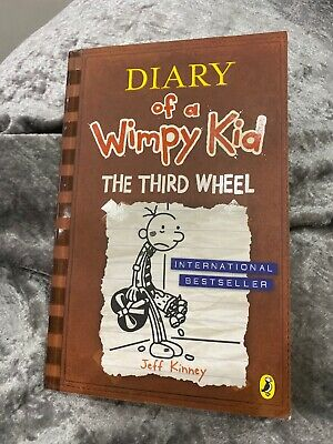 The Third Wheel (Diary of a Wimpy Kid book 7) by Kinney, Jeff Book