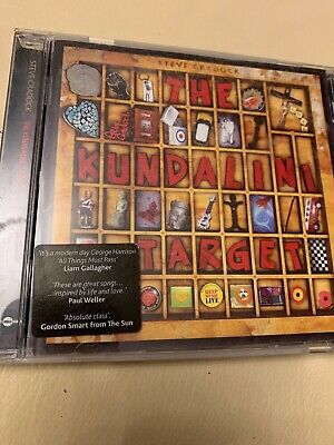 The Kundalini Target by Steve Cradock (ocean Colour Scene) CD