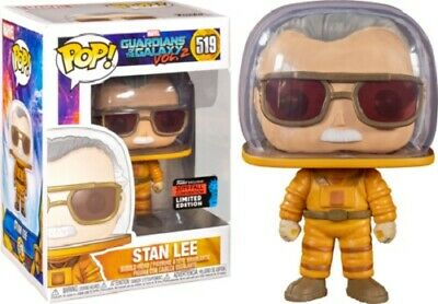 Funko POP Marvel: Stan Lee Cameo - Astronaut- Fall Convention Exclusive PREORDER