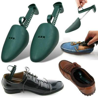 Adjustable Wooden Shoes Stretcher Expander Shoe Timber Unisex Bunion Plugs 2-Way