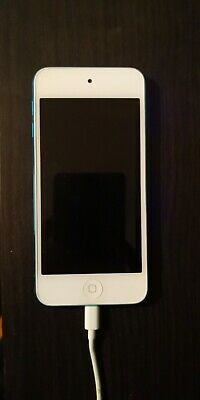 Apple iPod Touch 5th Generation White/Blue