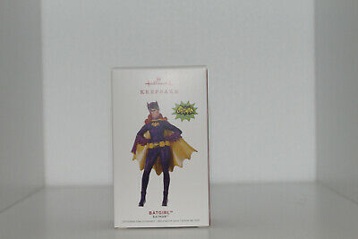 Hallmark Keepsake 2019 Limited Edition Ornament Batgirl