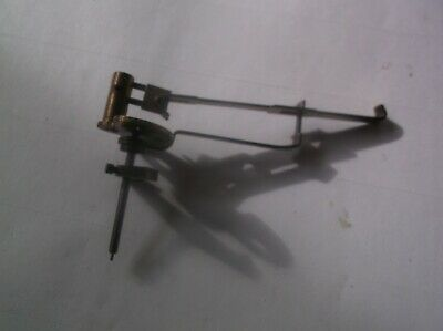 Escapement Leader Arm Etc  From An Old 5 Hammer 4X4  Mantle Clock  Ref V 193