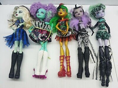 Freak Du Chic Circus Monster High doll Twyla Jinafire honey Frankie you choose