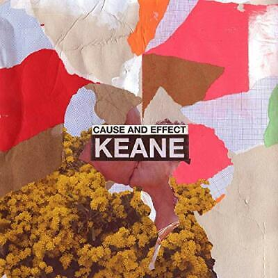 Keane - Cause and Effect - Keane CD Y7LN The Cheap Fast Free Post The Cheap Fast
