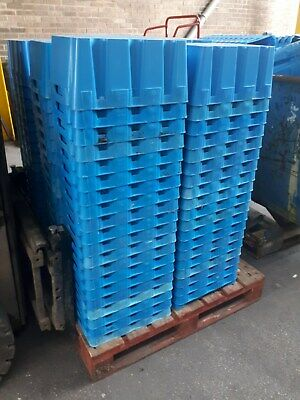 230 x Plastic Storage Boxes, food grade,  Job Lot  £2.50 each!!